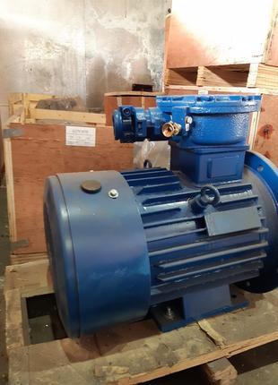 Электродвигатели ЭДКР 11-55 кВт 1500 об./мин. 660/1140 В