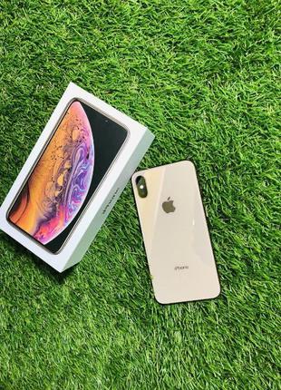 Смартфон Apple iPhone XS 64GB Gold (MT9G2)