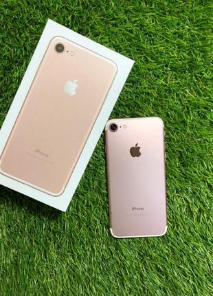 Смартфон Apple iPhone 7 128GB Rose Gold (MN952)