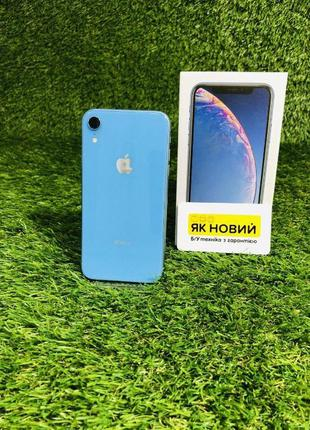 Смартфон Apple iPhone XR 64GB Blue (MRYA2)