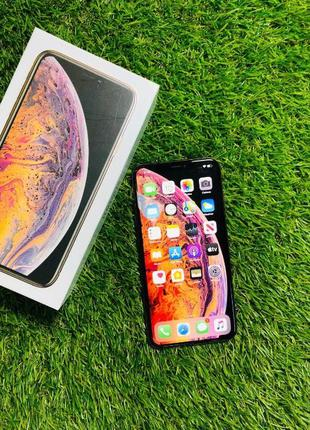 Смартфон Apple iPhone XS Max 64GB Gold (MT522)