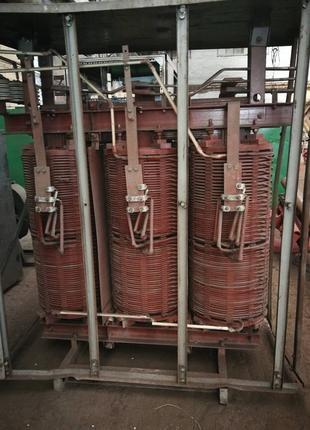 Сухой трансформатор ТСЗП-1000 Ква; 6/0,57 кв.