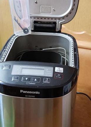 Хлебопечка Panasonic SD-ZB2502