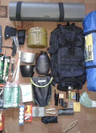 Тактический рюкзак (походный)