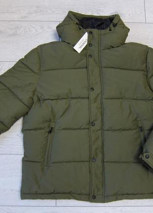Куртка мужская зимняя criminal, хаки, xl