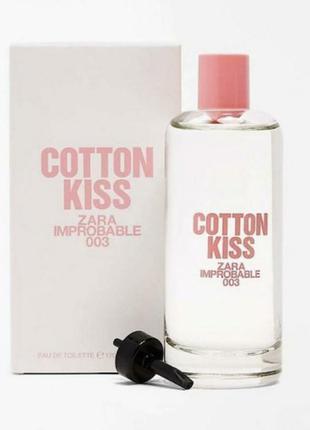 Cotton kiss 120ml eau de toilette