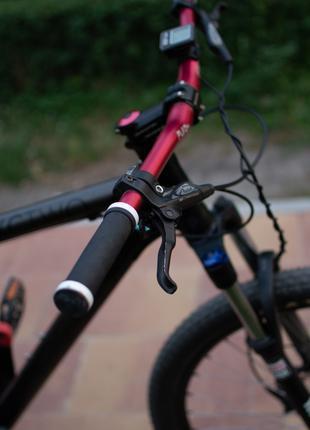 Продам велосипед  Рама: RAM XC TWO Вилка: rockshok xc28 Система: