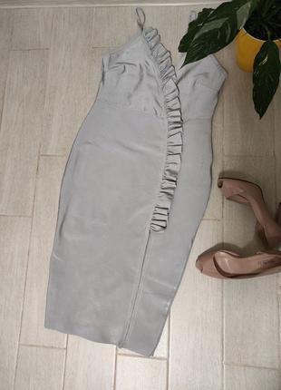 Новое платье по фигуре стрейч