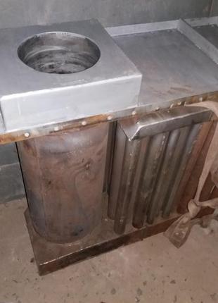 Ремонт теплообмінника