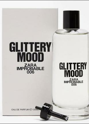 Zara glittery mood 120ml eau de parfum