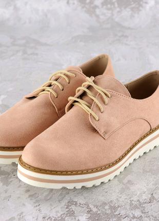 Женские туфли - лоферы