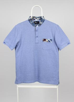 Мужское поло футболка fred perry