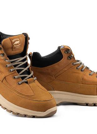 Мужские ботинки из натуральной кожи multi-shoes крок