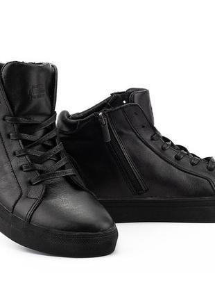Мужские ботинки из натуральной кожи multi-shoes дол-г