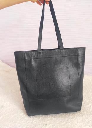 Натуральная сафьяновая кожа сумка ana blum оригинал италия