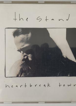 THE STAND heartbreak town CD7013001651 оригинал 1990