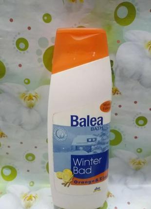 Крем -пена для ванны. balea 500ml