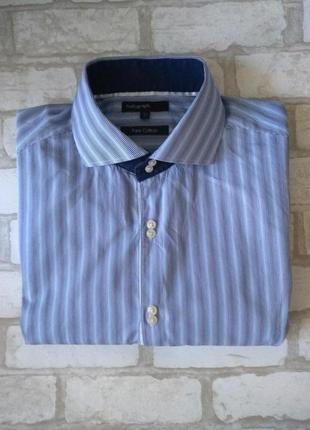 Рубашка в полоску - торг