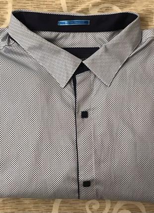 Мужская рубашка 5XL, SMC by SEMCO