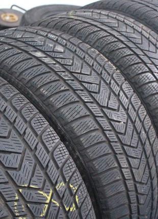 265-45-R20 зимняя резина шины PIRELLI SCORPION 4 штуки GERMANY...