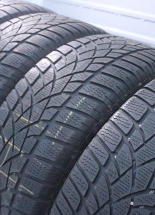 255-45-R20 DUNLOP SP WINTER SPORT шины зимняя резина Germany