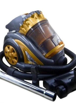 Мощный Пылесос DOMOTEC MS-4408 Turbo Brush (3600Вт)