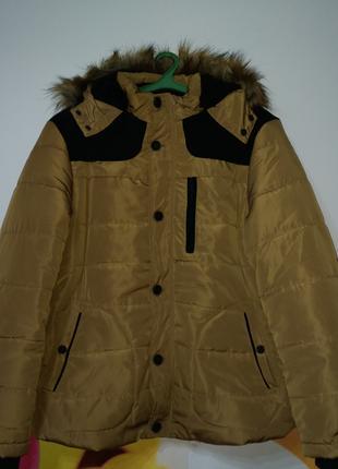 Мужская демисезонная куртка (р.52-54)