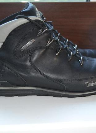 Timberland 45р ботинки кожаные. оригинал