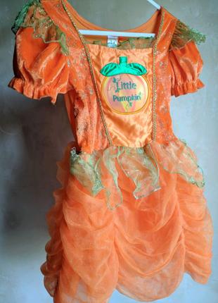 Костюмы карнавальные платья тыковка тыква  щенячий патруль Фея