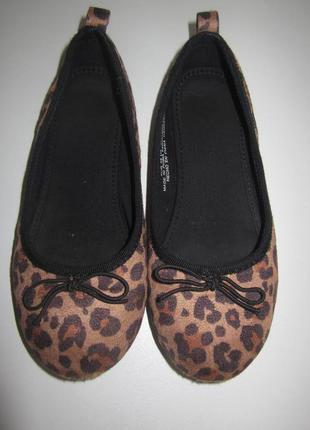 Балетки туфли h&m