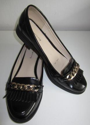 Лоферы туфли redherring