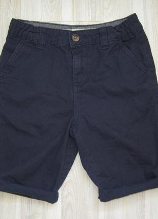 Хлопковые шорты чинос