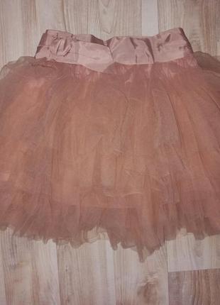 Фатиновая юбка пачка next