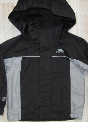 Куртка ветровка дождевик
