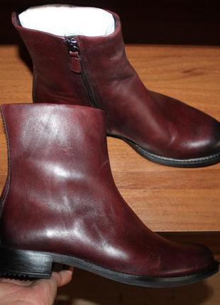 Ботинки высокие ecco sartorelle 25 266633/01001