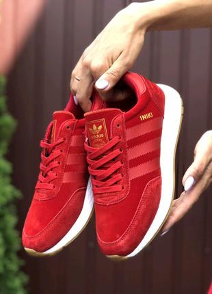 Adidas Iniki червоні