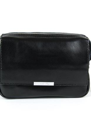 Женскач кожаная сумка клатч кожаный из натуральной кожи шкірян...