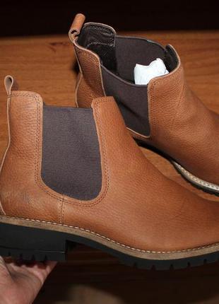 Ecco elaine ботинки челси