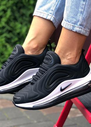 Nike Air Max 720  чорные