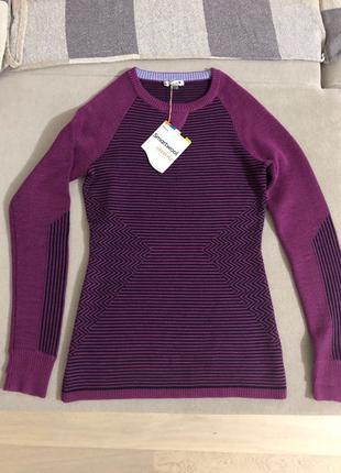 Женский мериносовый свитер Women's  Smartwool Dacono Ski Sweater