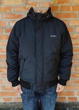 Carhartt kodiak blouson куртка утепленная зимняя оригинал (l)