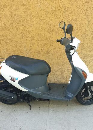 Suzuki Lets 4 / З Японії / Мопед / Скутер