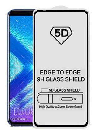Защитное стекло 5d REDMI 5 PLUS   BLACK
