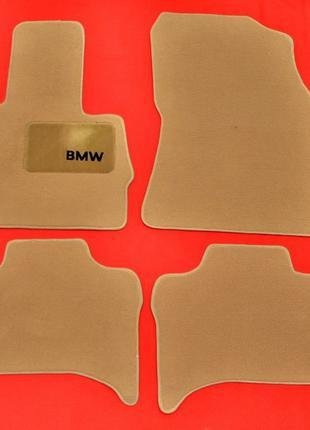 Коврики салона BMW X5 E70 велюровые, оригинал