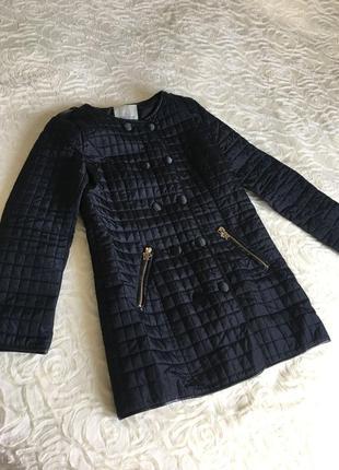 Подовжена куртка Moncler