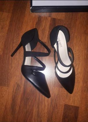 Туфли на шпильке  nine west  w10.5