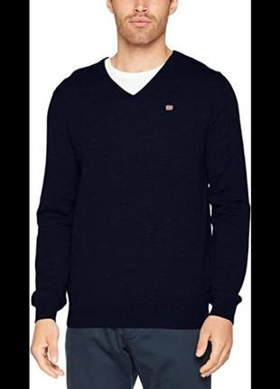 Шерстяной свитер джемпер