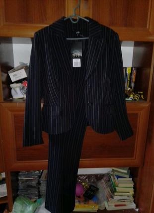 Женский костюм брюки новые и джинсы