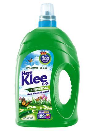 Гель для стирки Klee Universal, 4305 мл