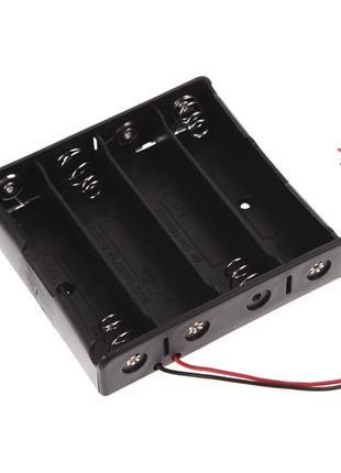Держатель для аккумуляторов 4x18650